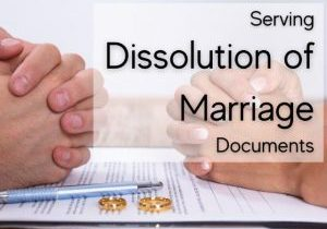 Dissolution of Marriage 1